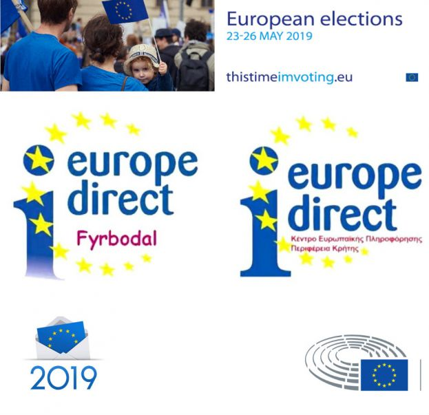 This time I`m voting – Αυτή τη φορά ψηφίζω | European Elections 2019